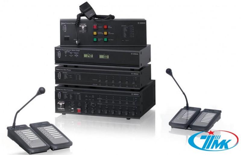 Hệ thống âm thanh thông báo BOSCH